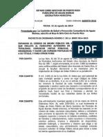 Proyecto Ordenanza Numero 2 Serie 2014-2014