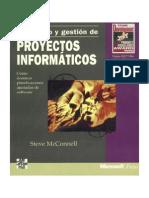 Mcconnell Steve - Desarrollo Y Gestion de Proyectos Informaticos