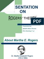 Rogers' Theory (Ajitabh AlwinThomas