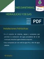 Instalaciones Hidraulicas,Sanitarias y Gas