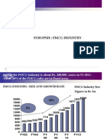 FMCG Summary Presentation