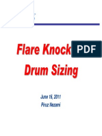 Flare KO Drum-3