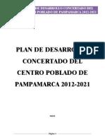 Plan de Desarrollo Pampamarca