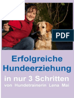 Erfolgreiche Hundeerziehung Gratis Anleitung Von Lena Mai