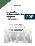 Campesinos e Indigenas Casanova