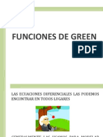 Funciones de Green (1)