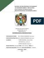 Informe de QUI 144 - 02
