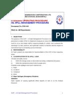 EM - 63 Oil Spill Management.doc
