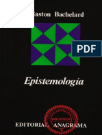 Bachelard-epistemologia