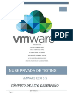 DocumentaciónNubeTestingVMware