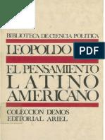 01 Leopoldo Zea El Pensamiento Latino