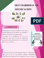 Barreras de Comunicacion