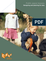 Designing and Planning for Play