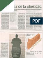 Geografía de La Obesidad La 3era. 08.03.09