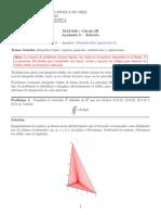 Integrales Triples- Regiones Generales, Sustituciones y Aplicaciones.