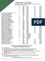 CLA Cattle Market Report August 20, 2014