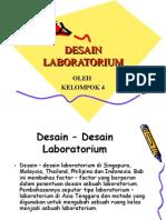 DESAIN LABORATORIUM