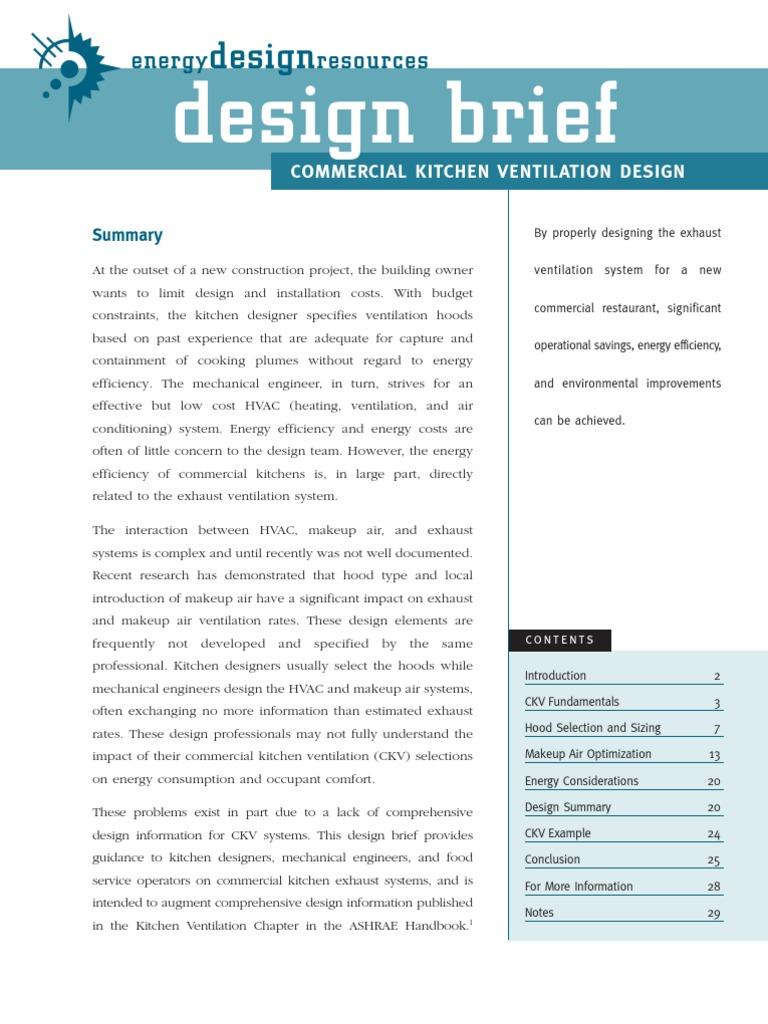 Uncategorized Commercial Kitchen Ventilation Design commercial kitchen design guide hvac ventilation architecture
