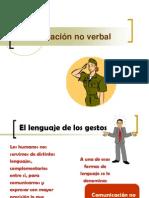 4.1 El Lenguaje Corporal