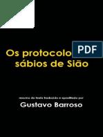Os Protocolos Dos Sabios de Sia - Gustavo Barroso.pdf