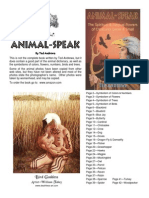 Animal-speak by Ted Andrews-partial (1)