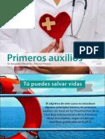 Manual Primeros Auxilios Uhma