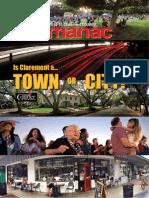 Claremont COURIER Almanac 2014
