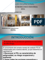 precentacion+Riesgo+Quimico
