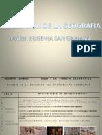 Descripcion de La Historia de La Geografia2011