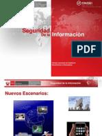 Seguridaddelainformcion en Peru