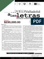 Praraimpresion Convocatoria Premio Letras 2014 (1)