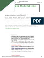 Aprender Matemática_ DERIVADAS.pdf