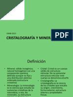 Cristalografía y Mineralogía (1)