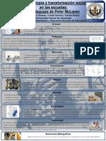 Cartel Informativo de Peter Mclaren PDF