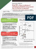 América Latina en PISA 2012- ¿Cómo Se Relaciona El Aprendizaje Estudiantil Con Los Recursos Que Se Invierten en Educación