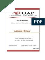 Analisis Estructural 2 -Ejercicios Arburu