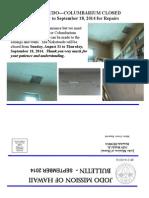 Jodo Mission of Hawaii Bulletin - September 2014