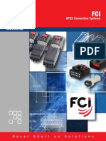 FCI APEX Connection Systems Guide