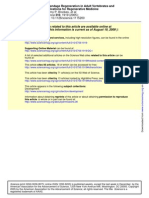 Appendage Regeneration in Adult Vertebrates and Implications for Regenerative Medicine