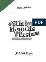 #SilabusMenulisFiksi