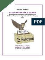 Rudolf Steiner Reencarnacion y Karma Copy