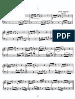 Kohler - Op. 157, 12 Easy Studies