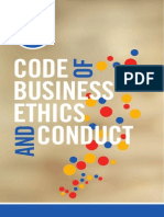 Code of Business Ethics 2013