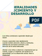 Generalidades Crecimiento y Desarrollo (1)