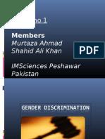 Gender Disc