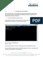 Solid Edge Floating License Server Installation_2