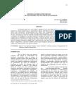 Dinâmica Das Relações Grupais - Análise Sociométrica de Uma Equipe de Handebol