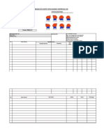 Form_Survey Fans & Heater Kosong