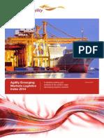 Agility Emerging Markets Logistics Index 2014