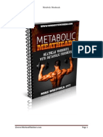 Metabolic Meatheads Program